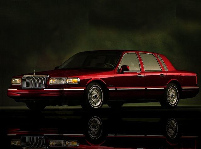 Used 1997 Lincoln Town Car For Sale In Vero Beach Near Fort Pierce