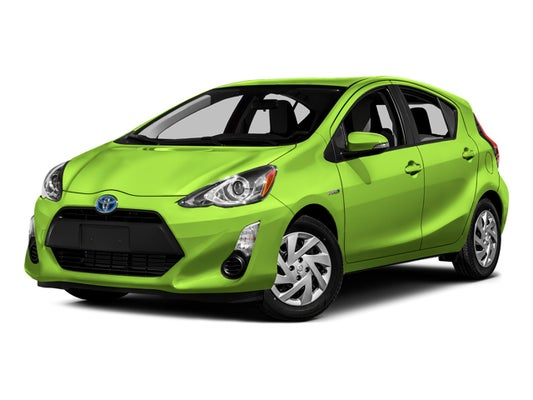 2017 Toyota Prius C Four In Vero Beach Fl Of