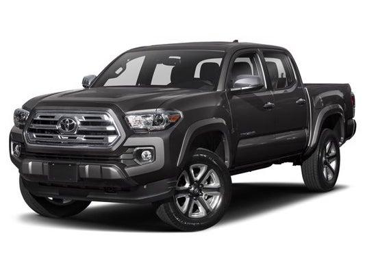 Toyota Tacoma Limited >> 2019 Toyota Tacoma Limited V6